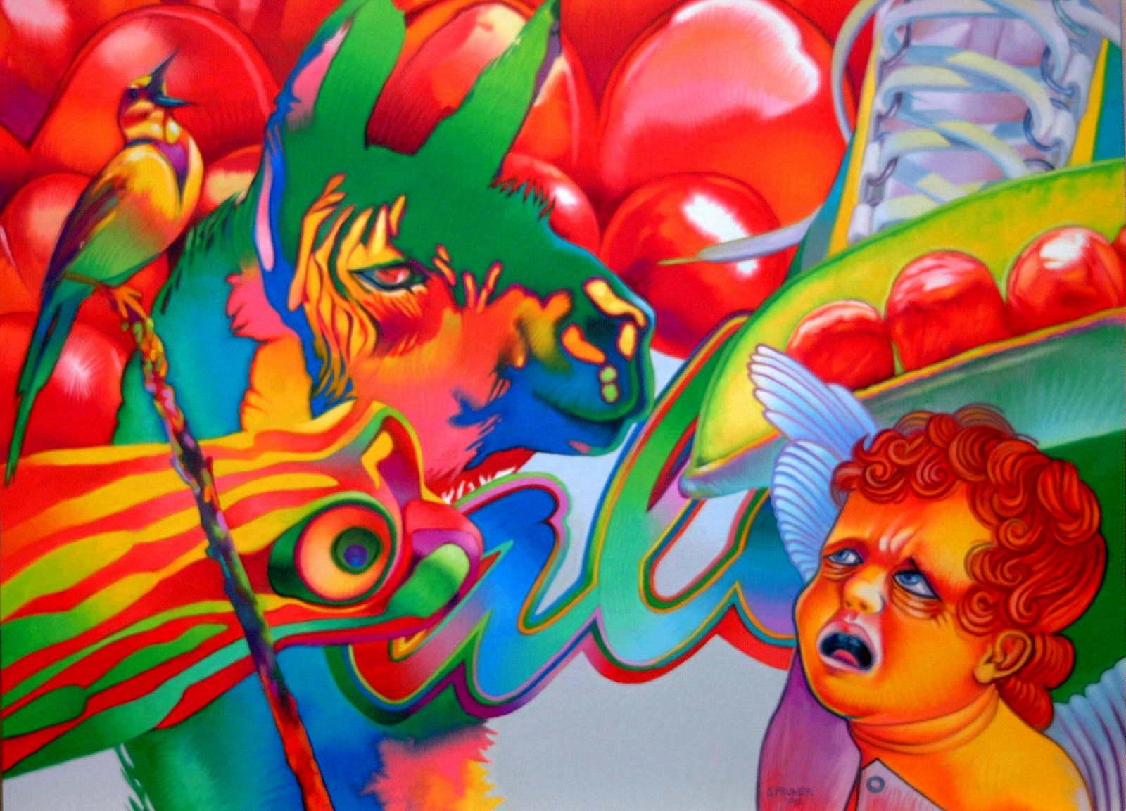 Gary Pruner, Ambivalence, 1993