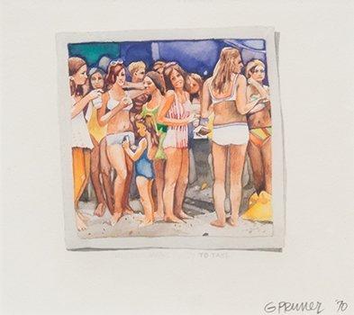 Gary Pruner, Easy To Take, 1970