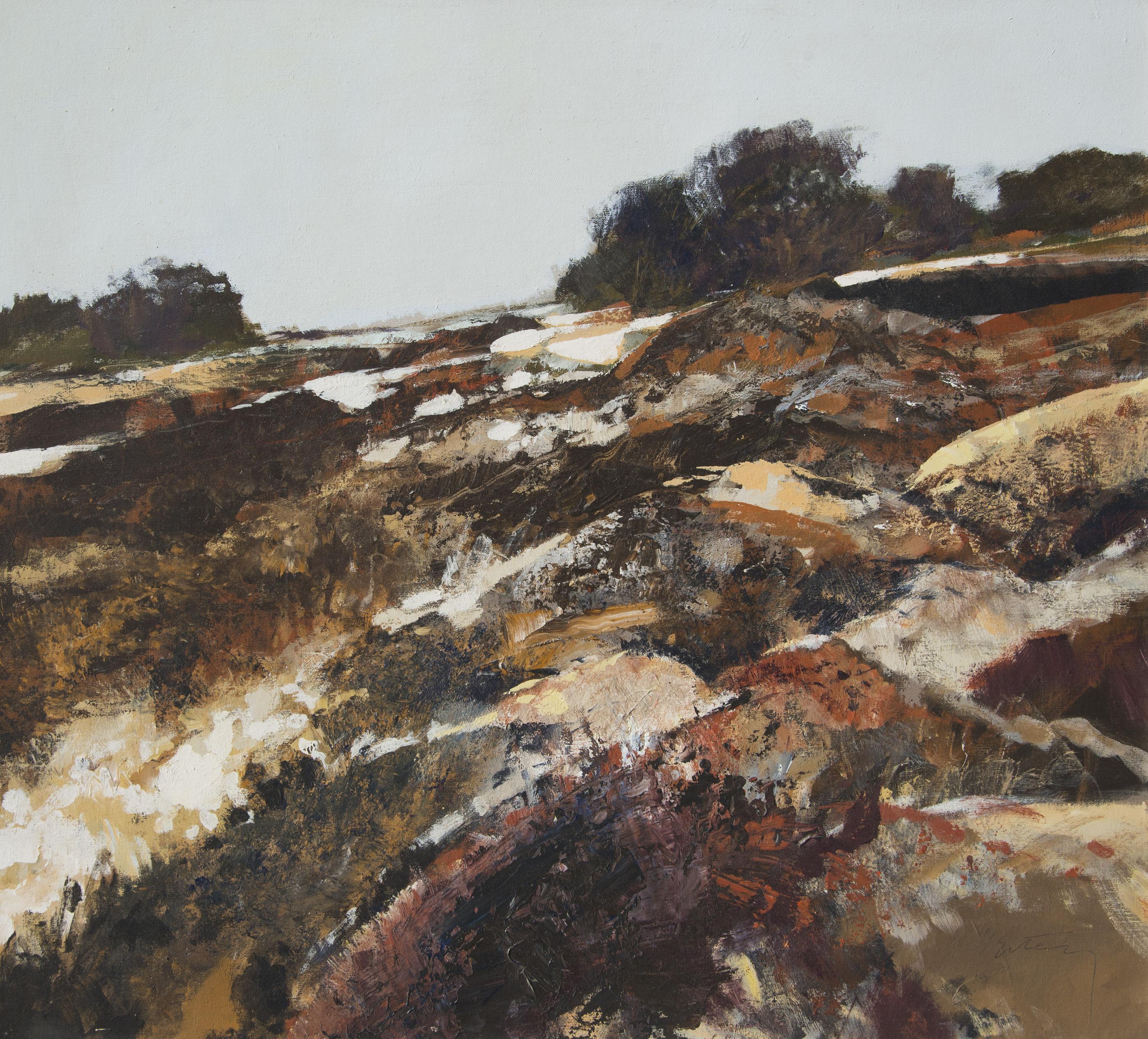 James Estey, Foothills
