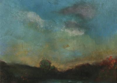 Walter Kuhlman Approaching Storm