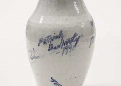Unknown – Autographed Pot