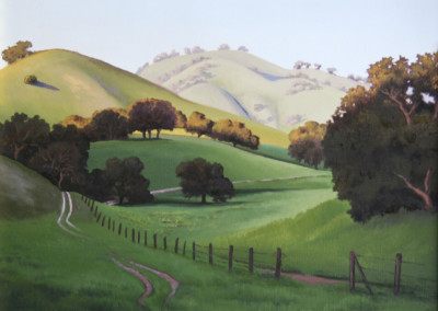 Carey, June – Green Pastures, Carmel Valley, c. 1990