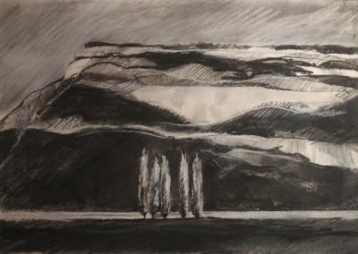 Roy Tellefson Trees On The Mountain