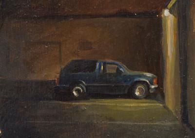 Wayne Jiang, Parking Lot, 2004