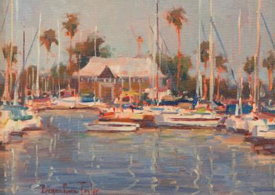 Bryan Mark Taylor, Grand Marina Evening, 2006