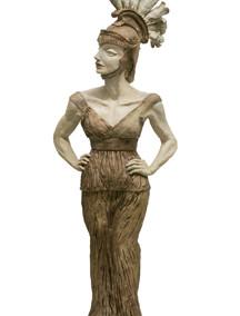 Julie Didion, Athena De Los Flores II, 2010