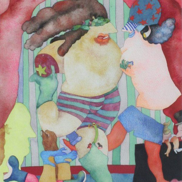 Gladys Nilsson - Sold