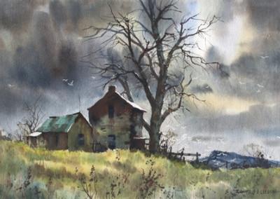 Ralph Ledesma, Winter Farm