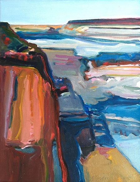 Gregory Kondos - Sold