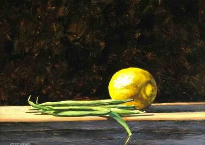 Craig Stephens, Lemon & Green Beans, 2010