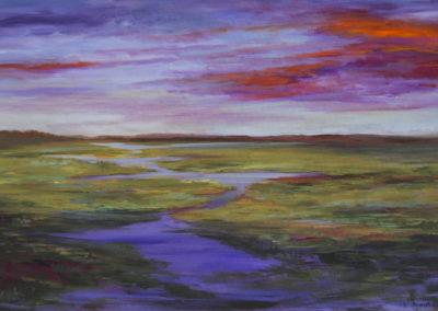 Sheila Finch, Wetlands