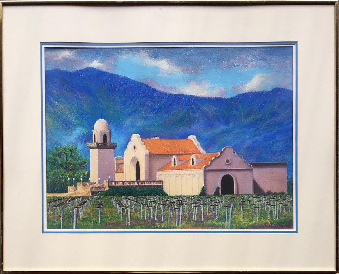 Joseph E. Murphey, Groth Winery, Napa, 1991|EFG Private Collections