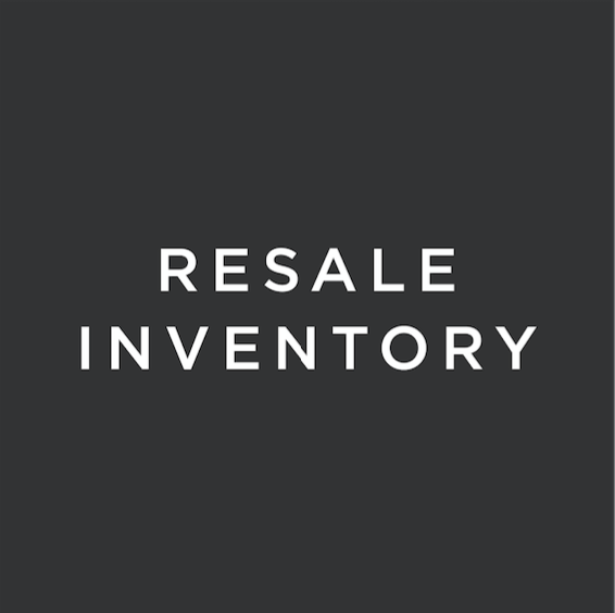 Resale Inventory