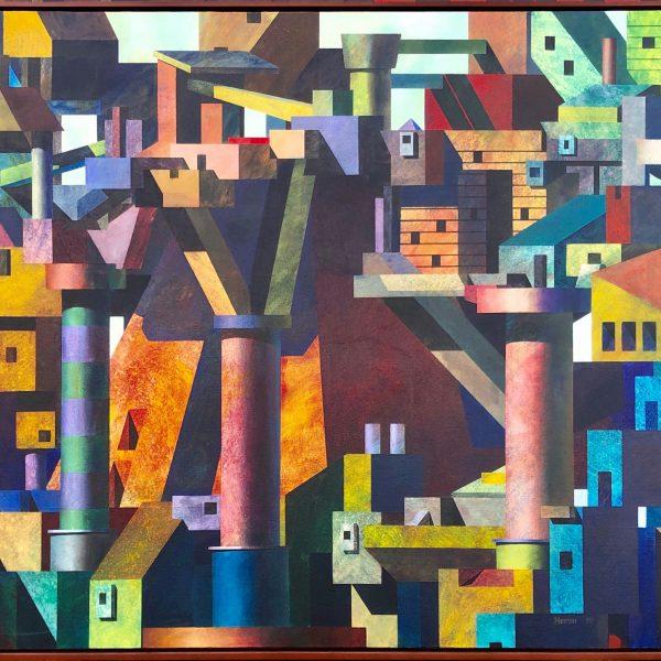 James Heron - Sold