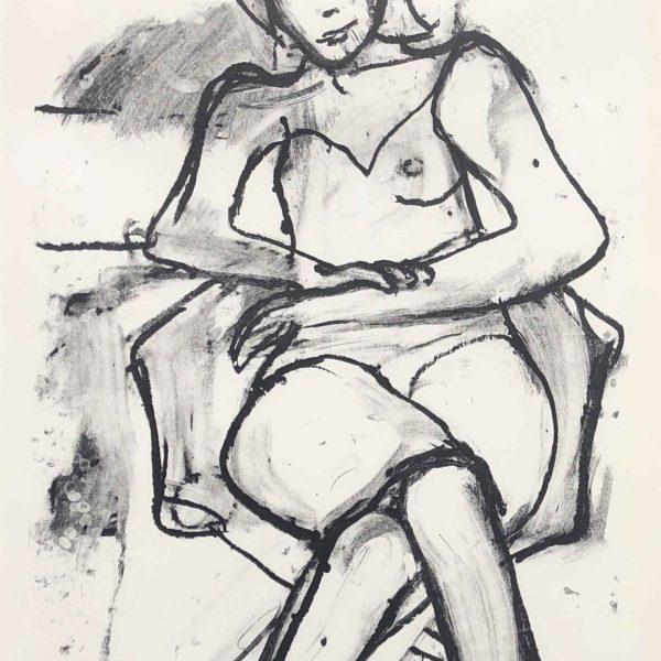 Richard Diebenkorn - Sold