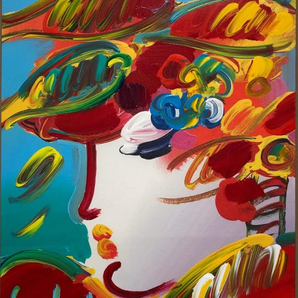 Peter Max - Sold
